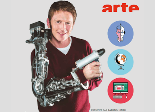 """""""FUTUREMAG"""" : Le rendez-vous de l'innovation sur ARTE"""