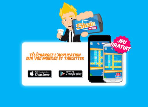 """Lancement réussi pour l'application """"Slam Mobile"""" !"""