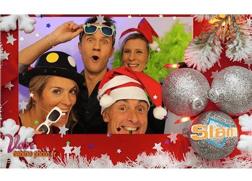 Slam : Match des animateurs pendant les vacances de Noël !
