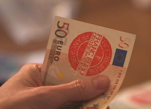 """Et si la réalité rejoignait notre fiction ? """"Bye Bye l'€uro"""" dimanche 12 juillet à 22h50 sur France 5 !"""