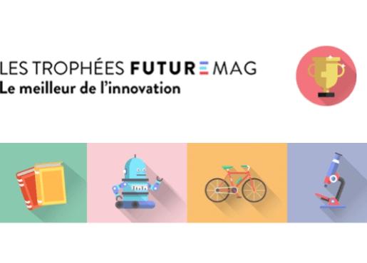 """""""Première édition des Trophées FUTUREMAG, à l'occasion des 2 ans de l'émission"""" (Satellifax)"""